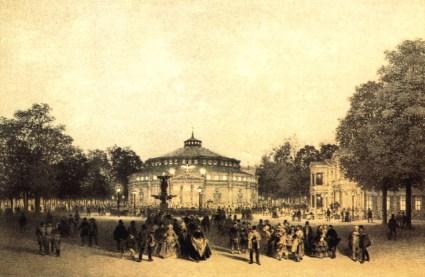 Cirque des Champs-Elysées - histoire