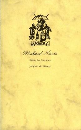 le livre Kara par H. Saguemüller