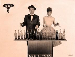 Les Sipolo - les bouteilles