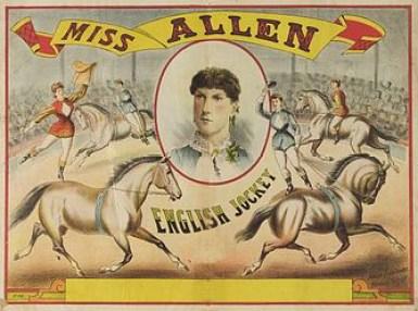 Miss Allen - affiche