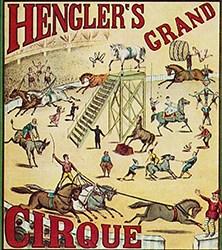 Hengler Circus – direction Frederick Charles Hengler