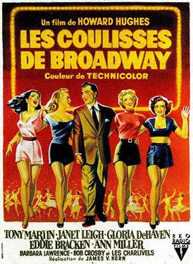 Coulisses de Broadway