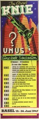 Unus - Knie 1947