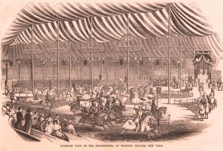 Camp du drap d'or - Franconi - New York