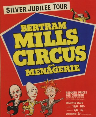 Affiche Mills 1960 - Saunders