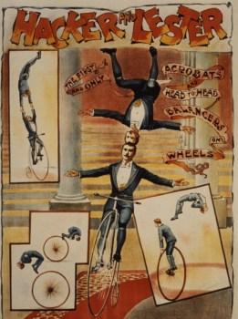 Hacker & Lester - affiche