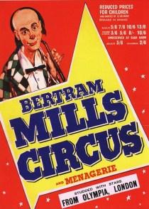 Bertram Mills Circus - 1963