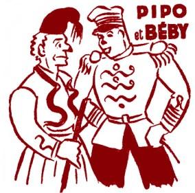 Pipo et Béby à Medrano