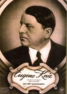 Eugen Knie - Knie Zeitung