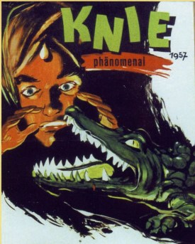 Kharah Khavah -  Knie - 1957