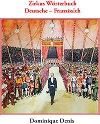 Zircus Wörterbuch Deutsche – Französich
