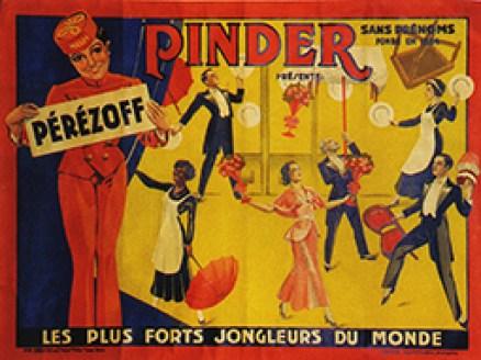 Perezoff chez Pinder