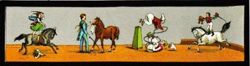 jeux du cirque - dessin