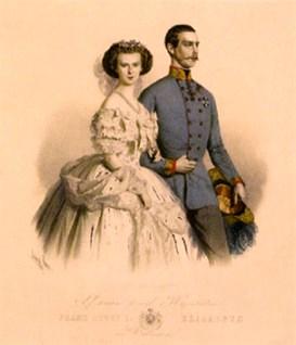 François Joseph et Elizabeth - le couple