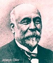Joseph Oller - portrait d'après photo A. A.