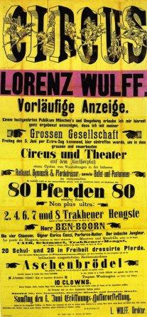 Lorenz Wulff à Munich en 1870
