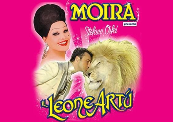 Moira avec Stefano - affiche