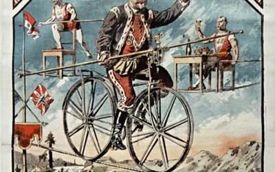 Jean-François Gravelet, dit Blondin