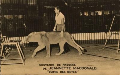 Jeannette Mac Donald