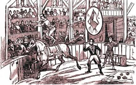 Zirkus Wollschläger - dessin