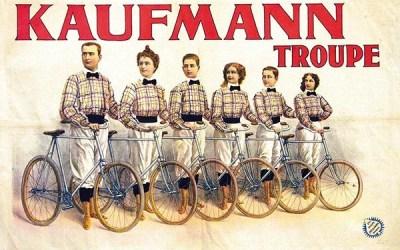 Nick Kaufmann champion cycliste