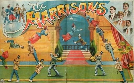 Les Harrisson