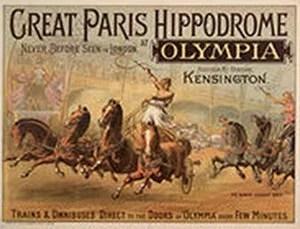 Great Paris Hippodrome - Olympia