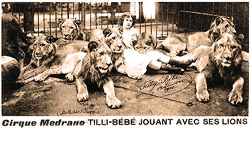 Tilly Bébé à Medrano - A. A.