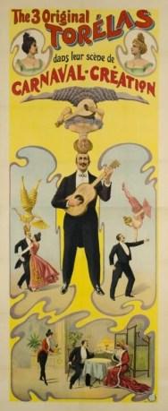 affiche des Toléras