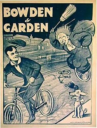 Bowden et Garden dessin