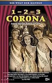 Corona - trois trapézistes