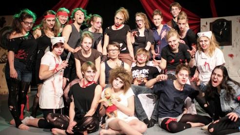Jongeren, thema Horror - 2013