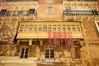Valletta F.C. Flags in the City
