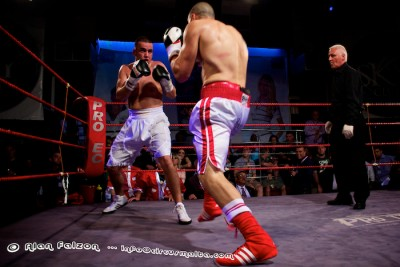 EBF Tyrone Borg vs Shaun William