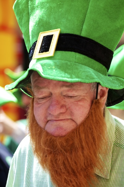 Leprechaun,St.Patrick's Day Parade, Valletta