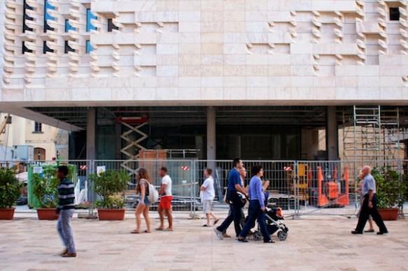 Renzo Piano's Parliament