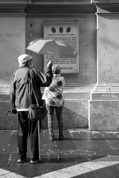Rain,Sunshine,Circus Malta,Valletta