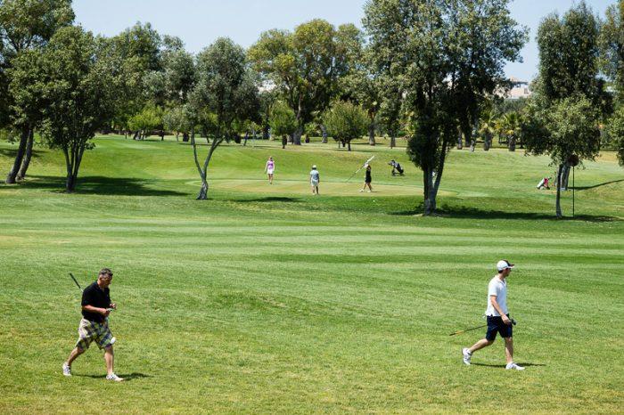 Golf,spring