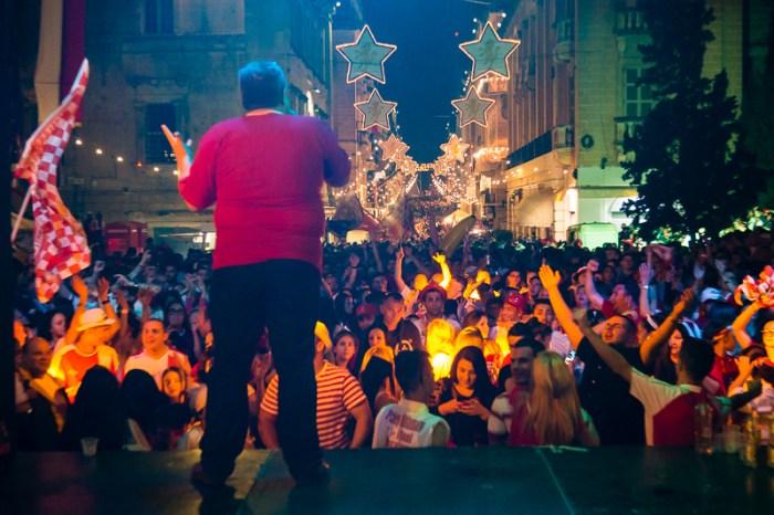 Valletta FC Celebration