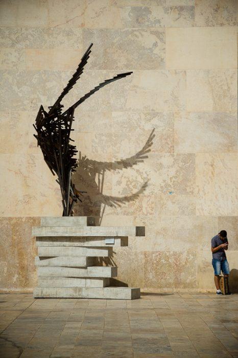 Sculpture size