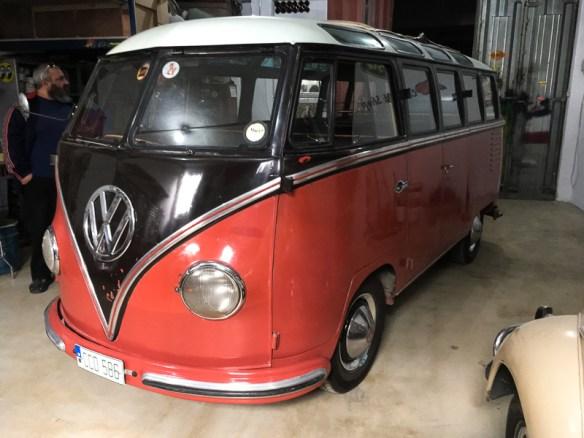 VW Van, Classic, Rare VW