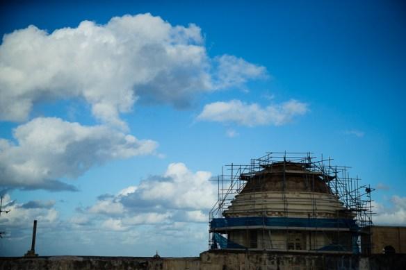 Restoration, Church of the Jesuits, Valletta