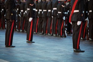 Trooping of the Colours, AFM, Darkroom Malta, 35mm Film, St.George's Square, Republic Day Parade, 13th December, Valletta