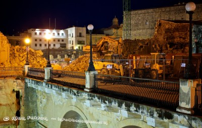 City Gate Demolished - 8 May