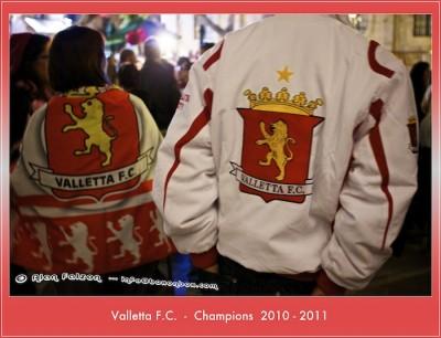 Valletta Champions Celebrations - 17 Apri