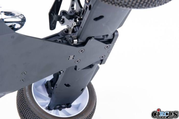 S350T Pro Truggy chassis av