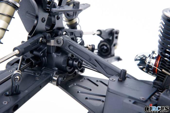 S350T Pro Truggy renfort arr
