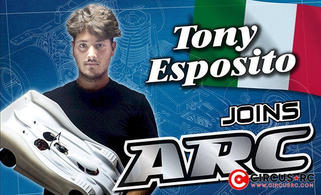 Tony Esposito ARC