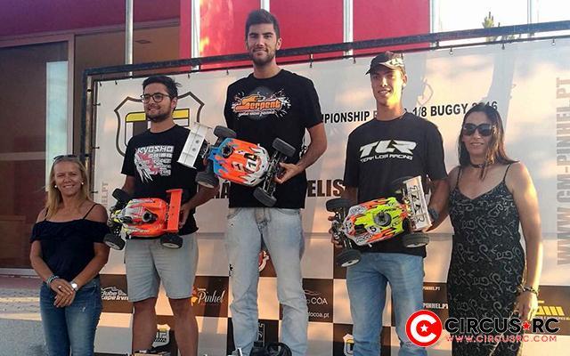 Portuguese Nationals Rd4 podium