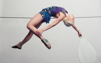 Slack Wire Act For Hire Circus Stardust Entertainment